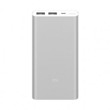 Dodatna oprema Power bank Xiaomi Mi 2 2018 Edition - 10000 mAh - srebrn