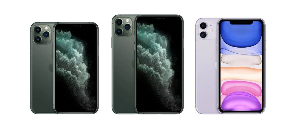iphone 11 serija