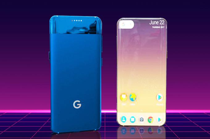 google pixel 5 telefoni v 2020