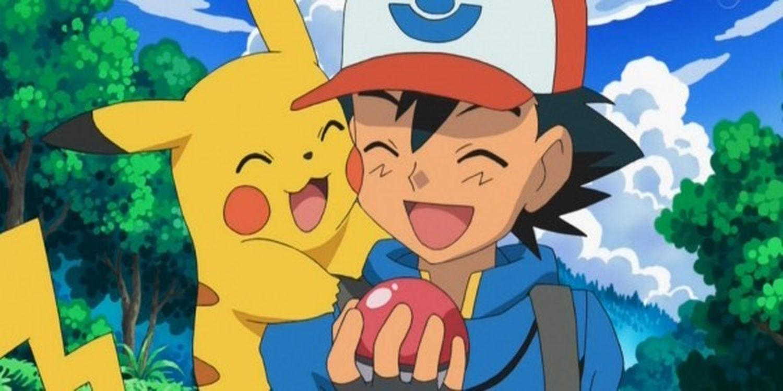 Pokemon GO Ash & Pikachu