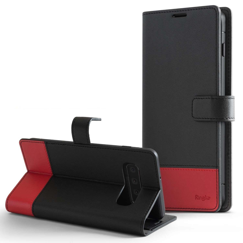 ovitek ali etui - Etui Ringke Wallet za Galaxy S10