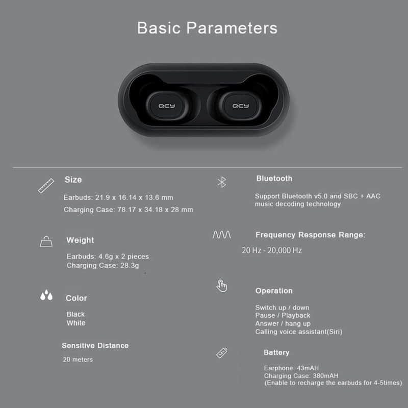 osnovne informacije sphereo slušalke