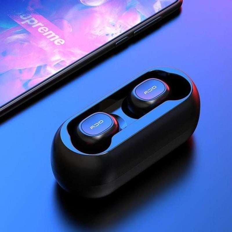 Sphereo slušalke s prenosno magnetno polnilno enoto