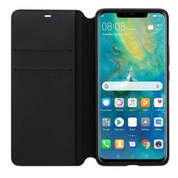 """Flip Cover"" originalen etui za Huawei Mate 20 Pro"