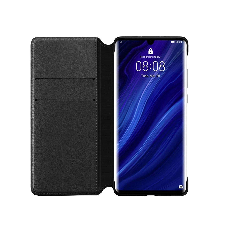"Originalen ""Wallet Cover"" etui za Huawei P30 Pro s funkcijo denarnice"