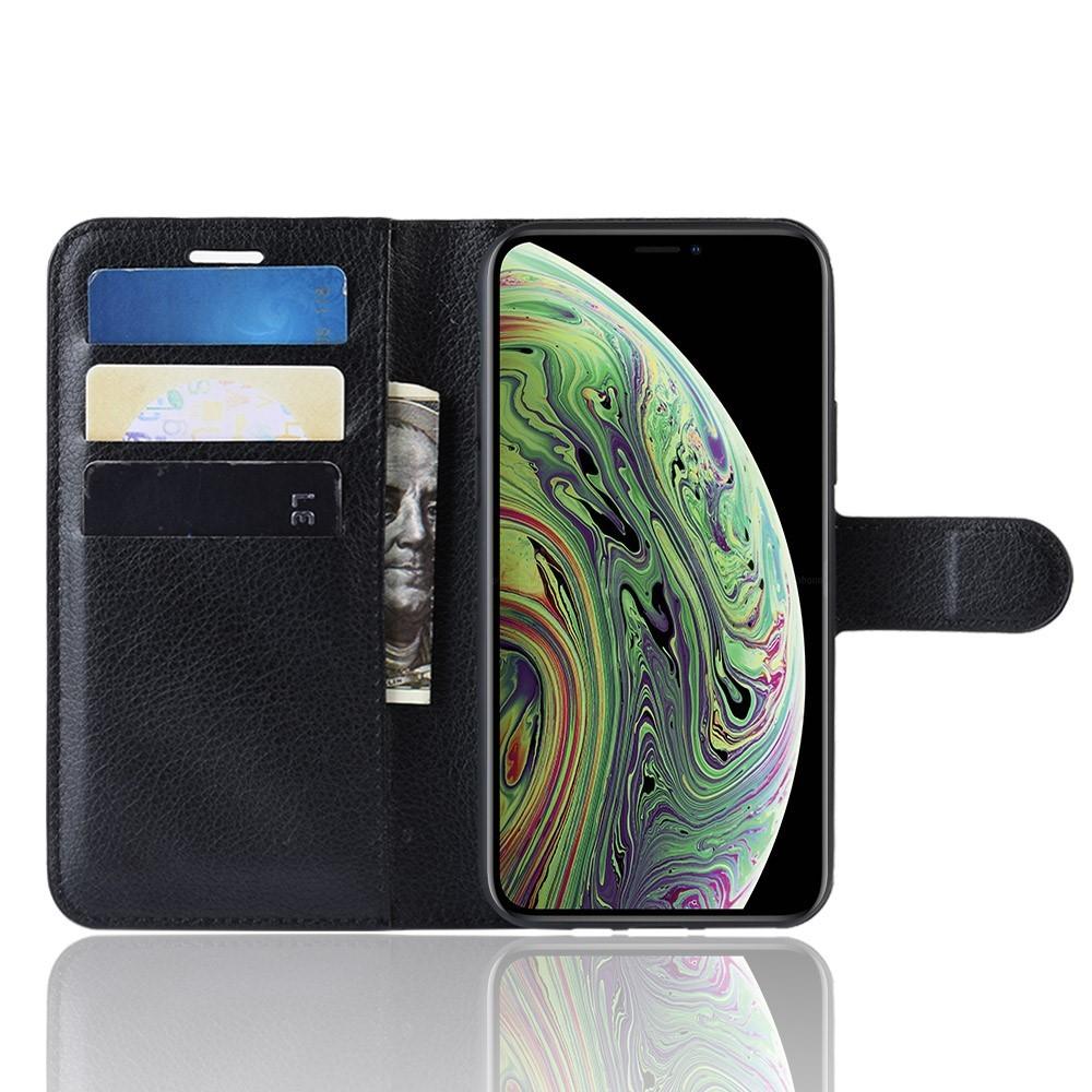 """""""Litchi"""" etui za iPhone 11 Pro z režami za kartice in gotovino"""