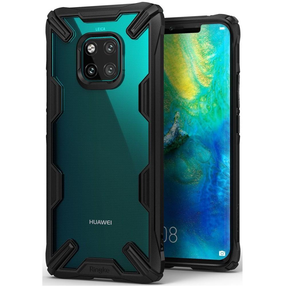 """Ringke """"Fusion X"""" eleganten a robusten ovitek za Huawei Mate 20 Pro"""