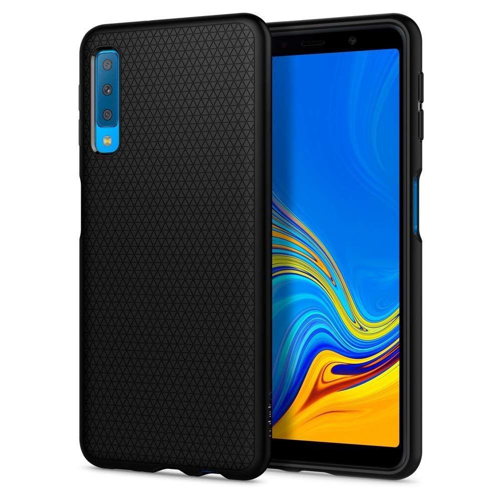 """Spigen """"Liquid Air"""" tanek ovitek za Samsung A7 2018"""