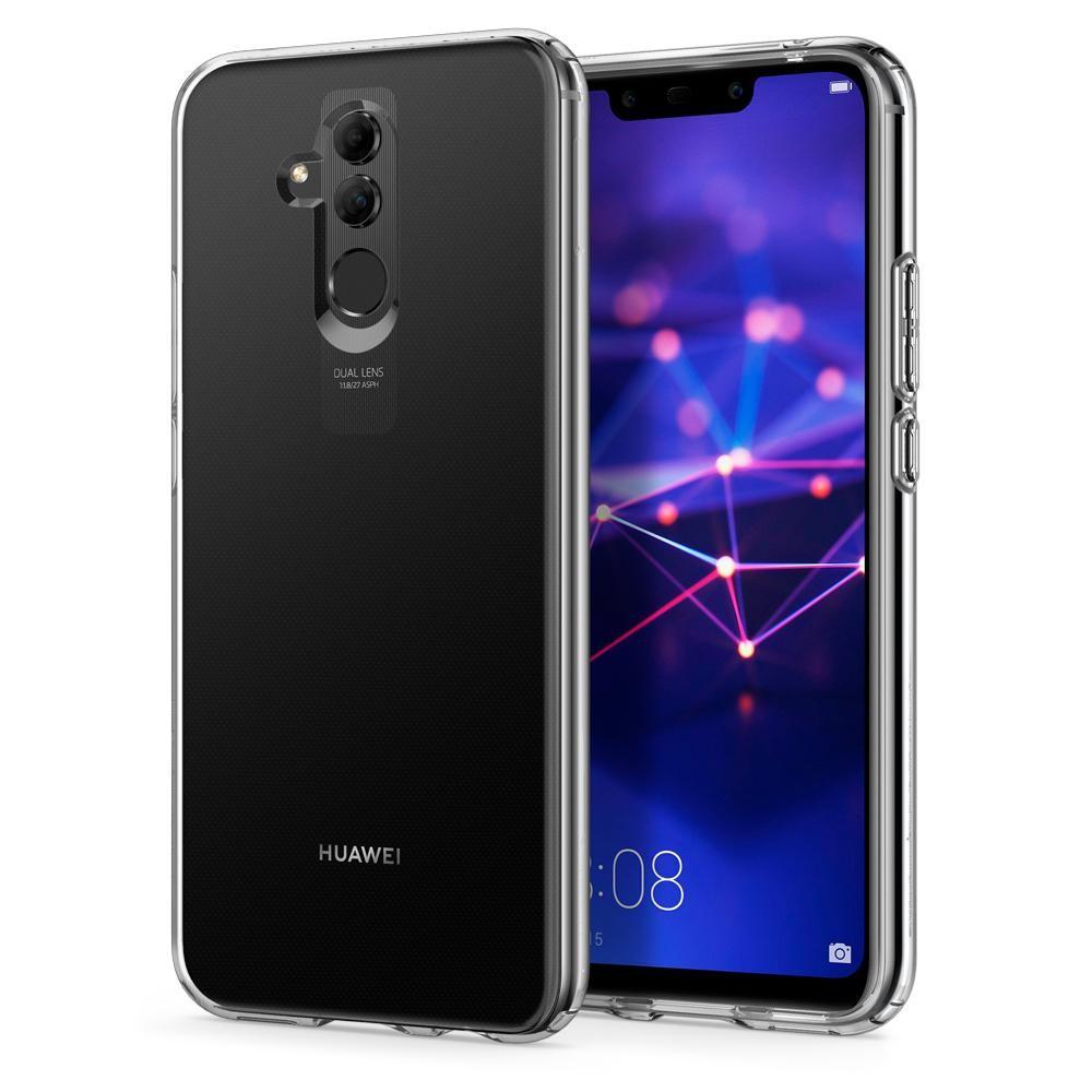 "Spigen ""Liquid Crystal"" prozoren ovitek za Huawei Mate 20 Lite"