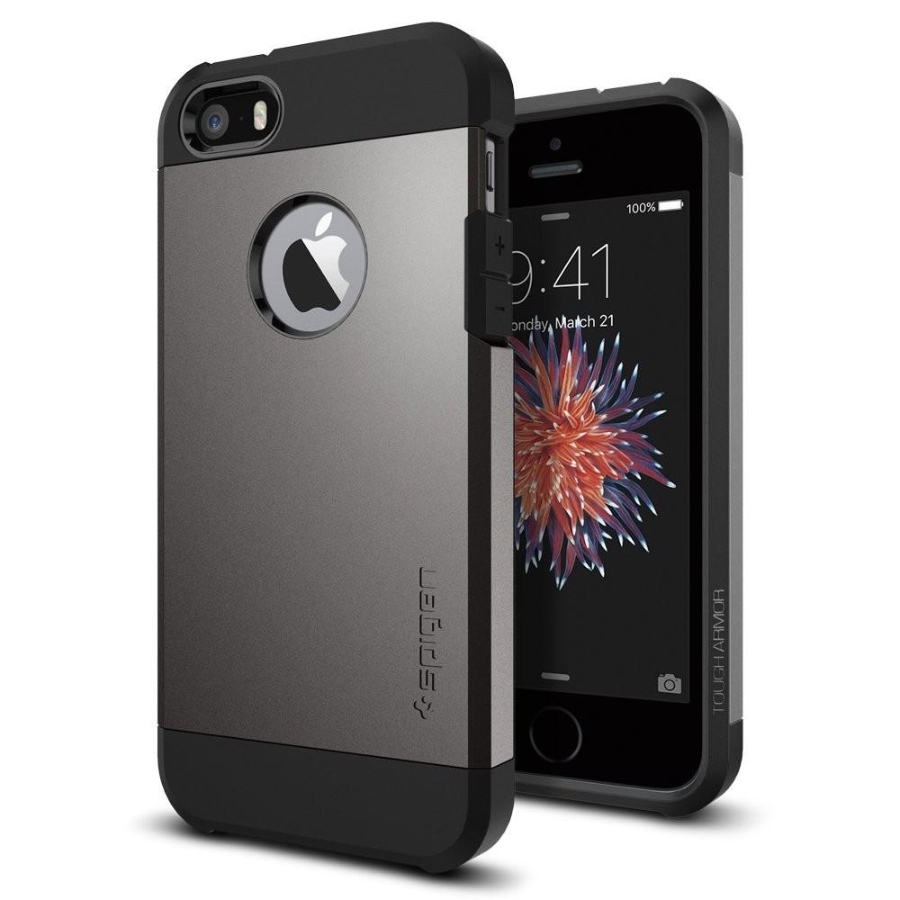 "Spigen ""Tough Armor"" robusten ovitek za iPhone 5S"