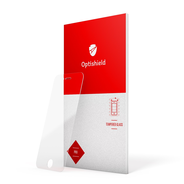 Optishield visoko-kakovostno zaščitno steklo za iPhone 11